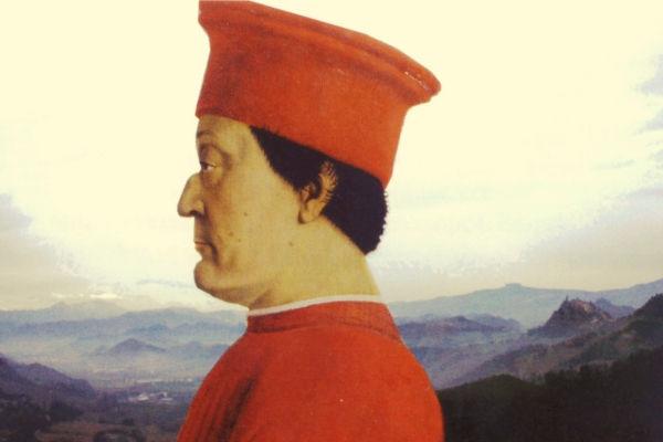 Soggiorna in un agriturismo Umbria e scopri la storia della regione tramite personaggi come il duca di Montefeltro