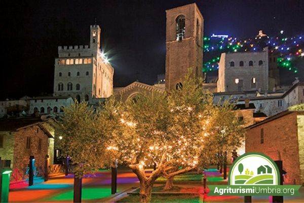 Epiphany and New Year on a farm in Gubbio