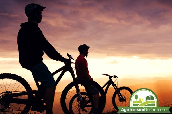 Escursioni in mountain bike - cosa fare in Umbria?