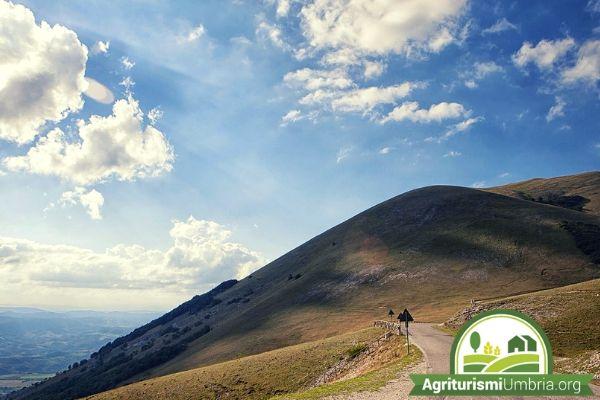 Trekking in Umbria - escursioni sul monte Cucco