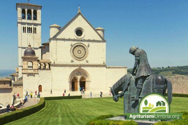 Cosa vedere vicino a Valfabbrica - Assisi - vacanza in Umbria