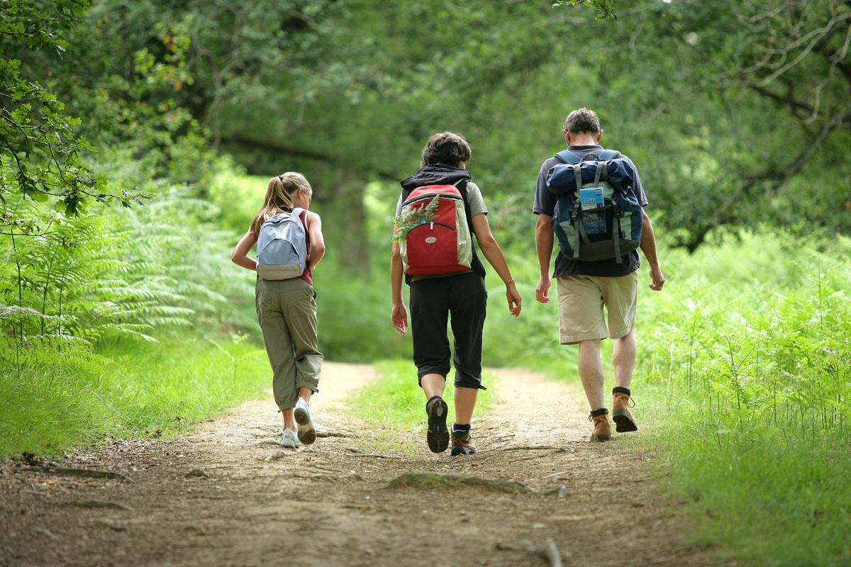 escursionismo in umbria agriturismo
