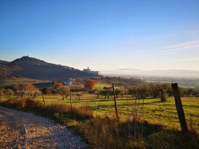 Trekking ad Assisi