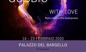 Gubbio with love – collettiva di arte contemporanea